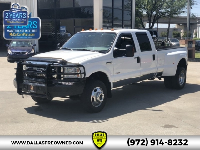 2005 Ford F-350SD