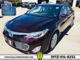 Toyota Avalon Hybrid 2014