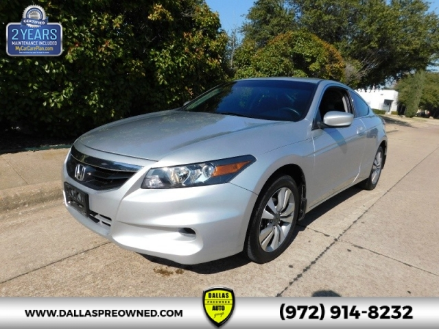 2012 Honda Accord Cpe