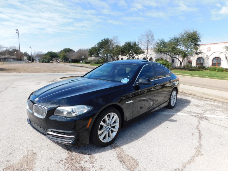 BMW 5-Series 2014 price $17,850