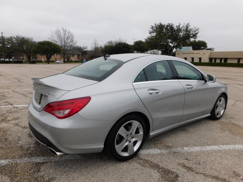 Mercedes-Benz CLA 2016 price $17,650