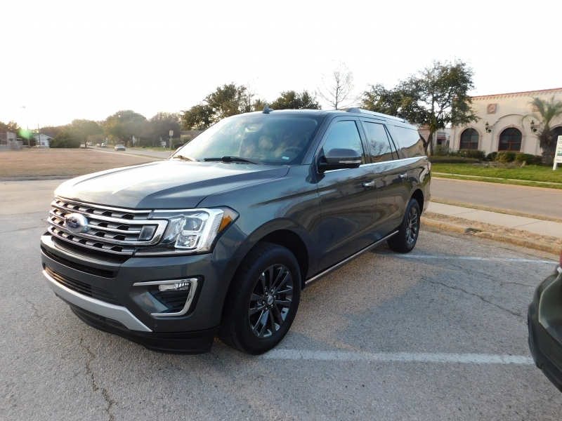 Ford Expedition Max 2020 price $49,850