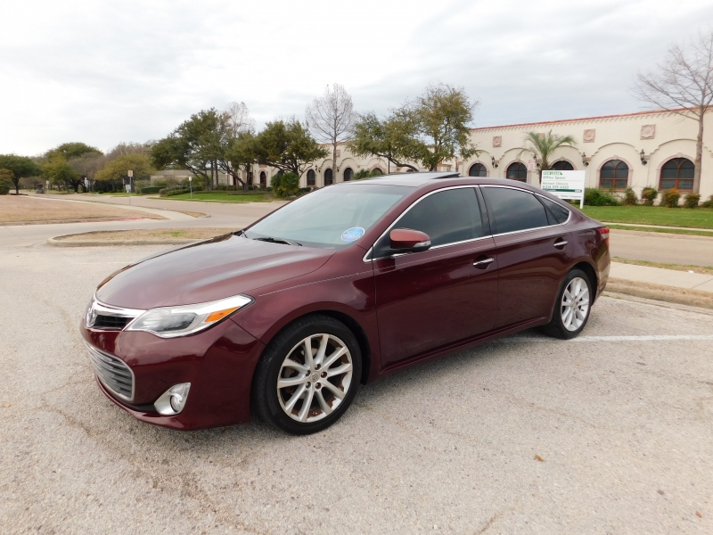 Toyota Avalon 2013 price $11,850