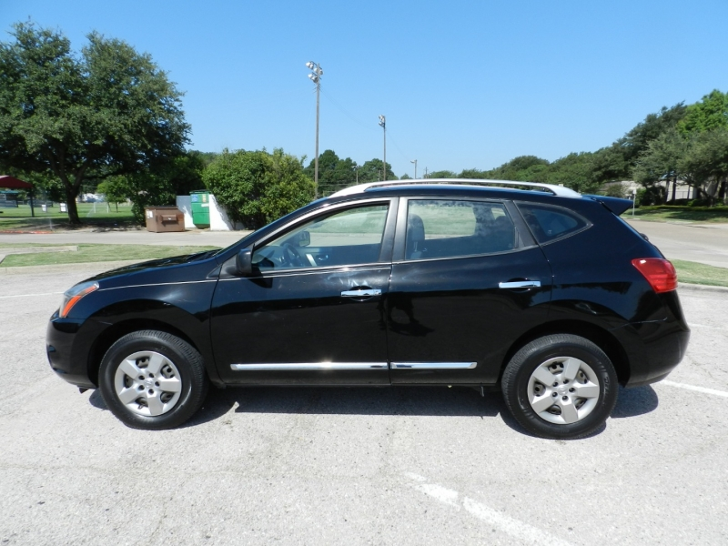 Nissan Rogue Select 2015 price $9,850