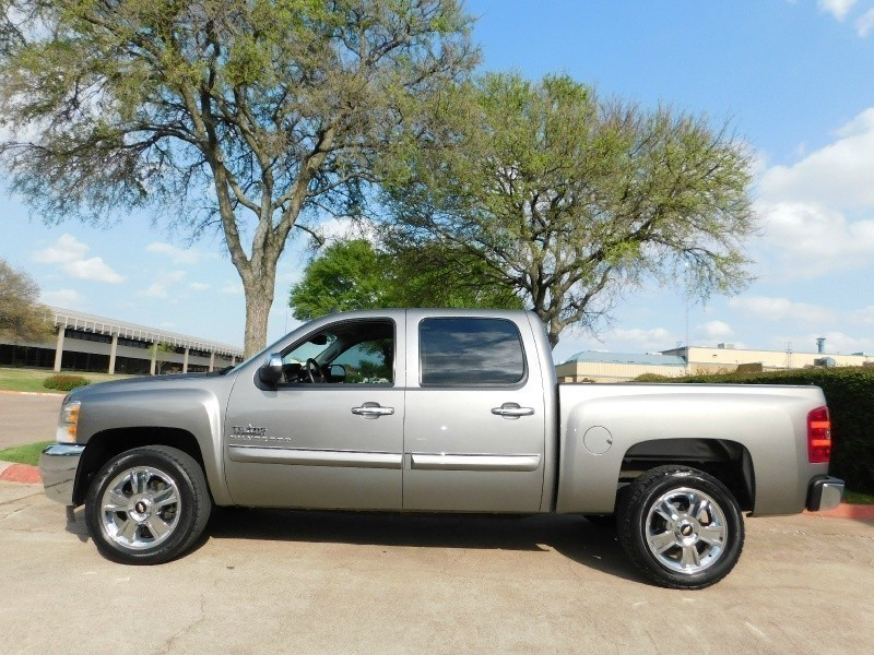 Preowned 2013 Silverado Texas Edition Autos Post