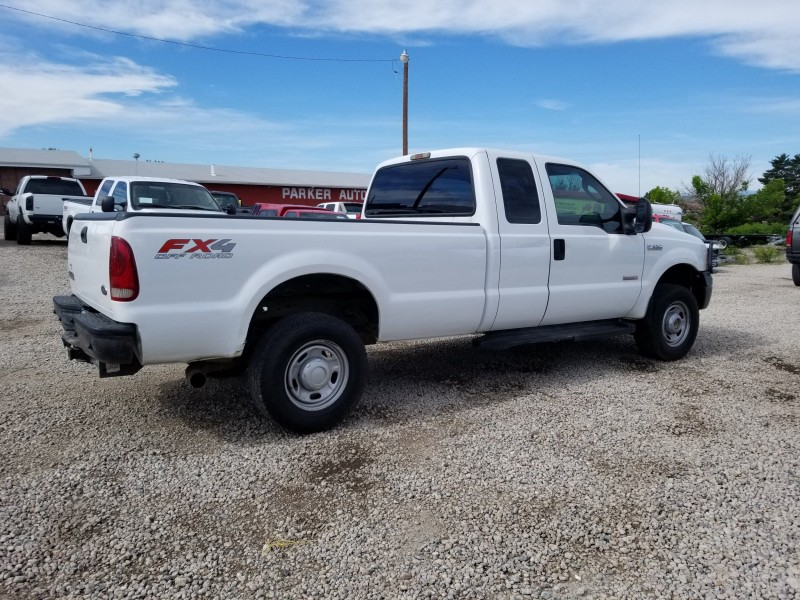 Ford F-250 Super Duty 2007 price $10,995