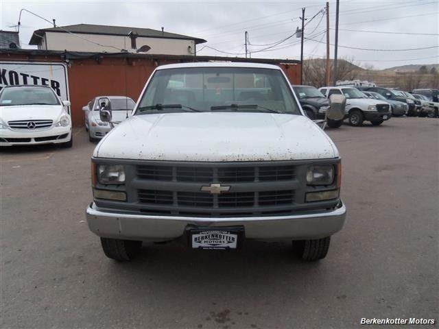 Chevrolet C/K 3500 Series 1994 price $2,845