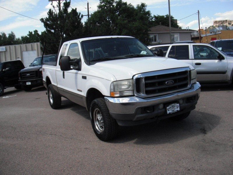 Ford F-250 Super Duty 2003 price $10,995