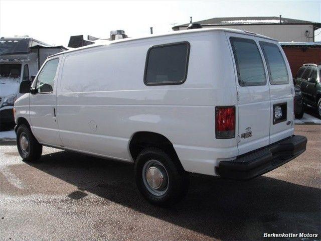 Ford E-Series Cargo 2002 price $14,900