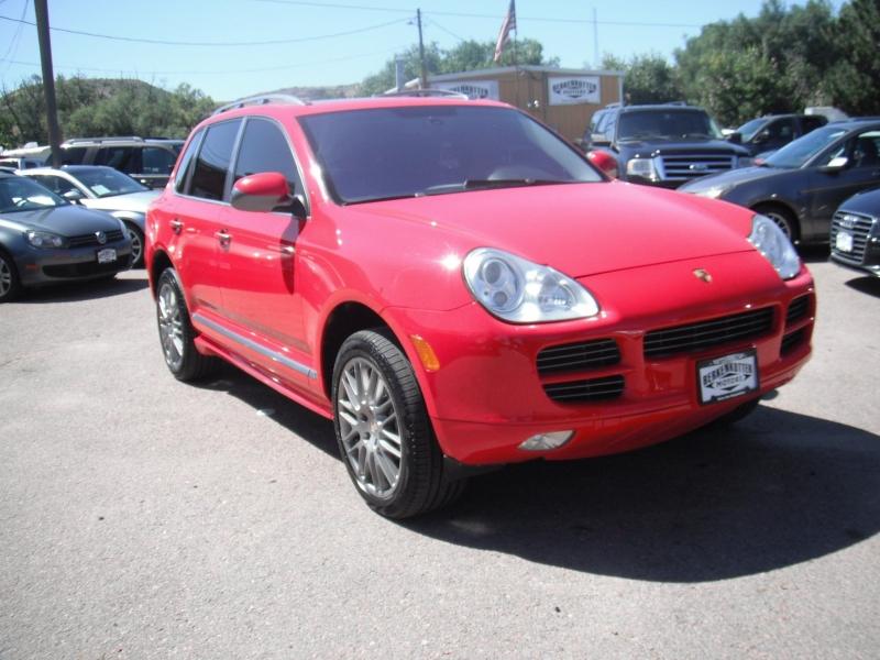 Porsche Cayenne 2006 price $11,900