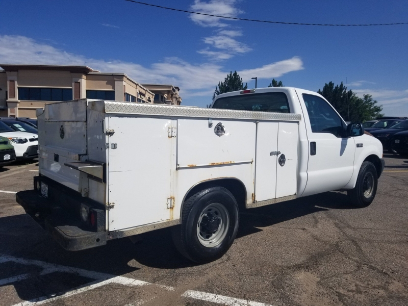 Ford F-250 Super Duty 2004 price $4,900