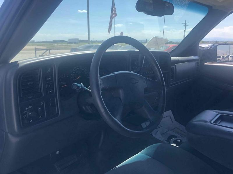 Chevrolet Silverado 2500HD 2003 price $11,500