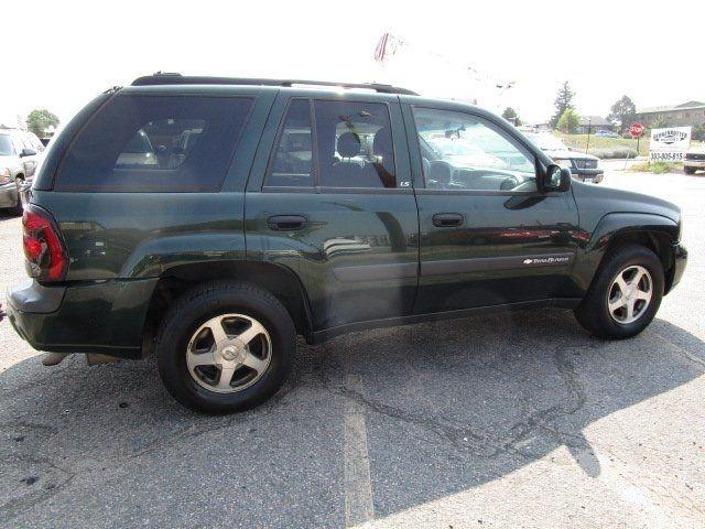 Chevrolet TrailBlazer 2004 price $3,995