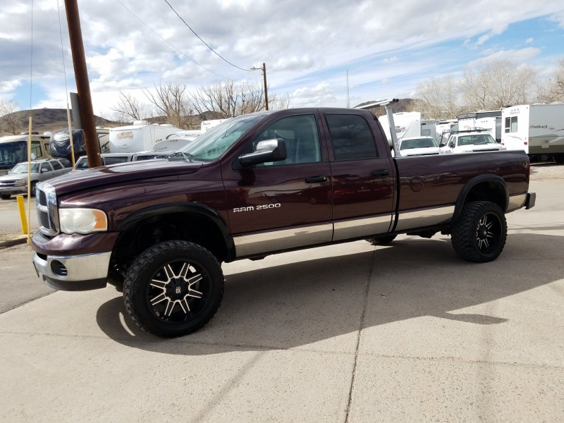 Dodge Ram Pickup 2500 2004 price $18,995
