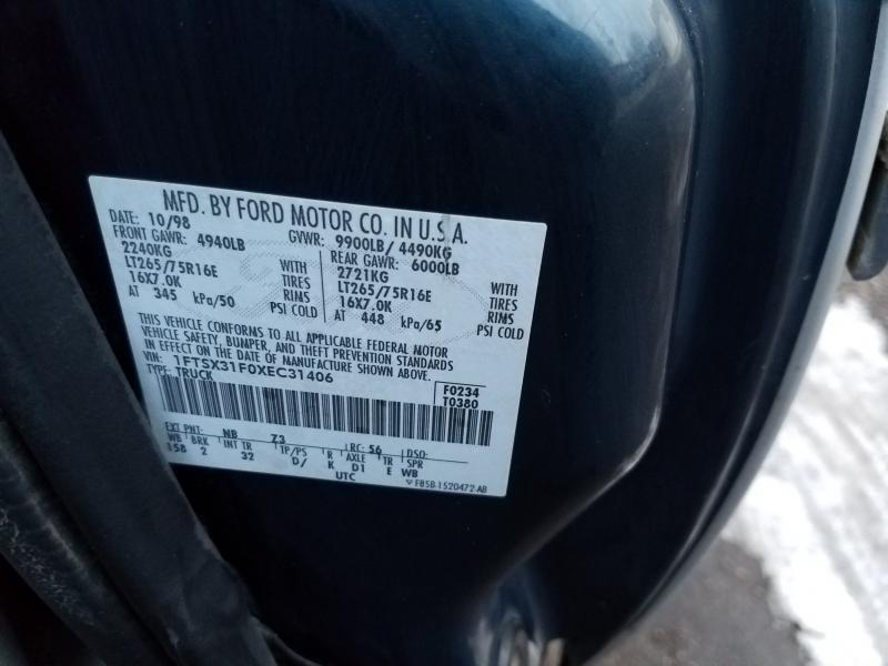 Ford F-350 Super Duty 1999 price $8,995