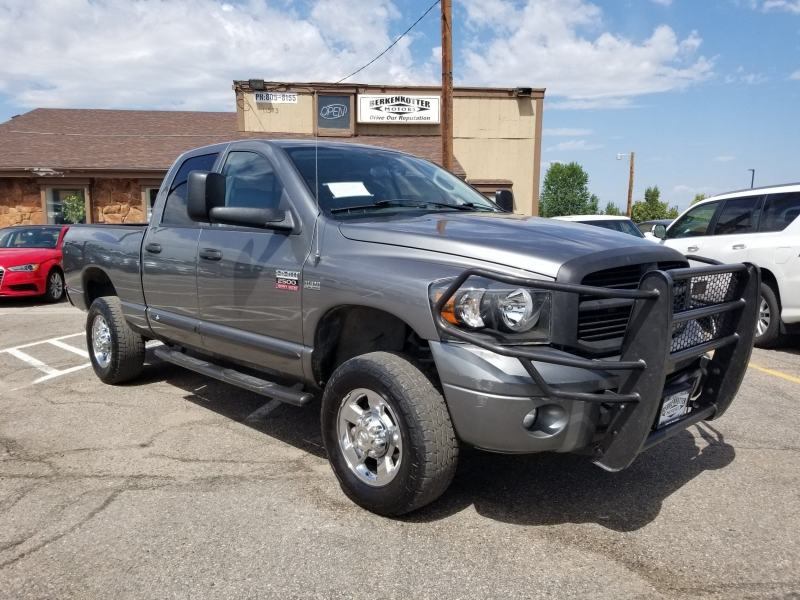 Dodge Ram Pickup 2500 2008 price $17,400