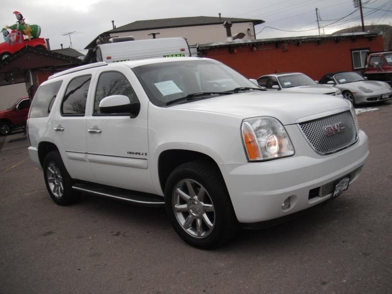 GMC Yukon 2007 price $14,995