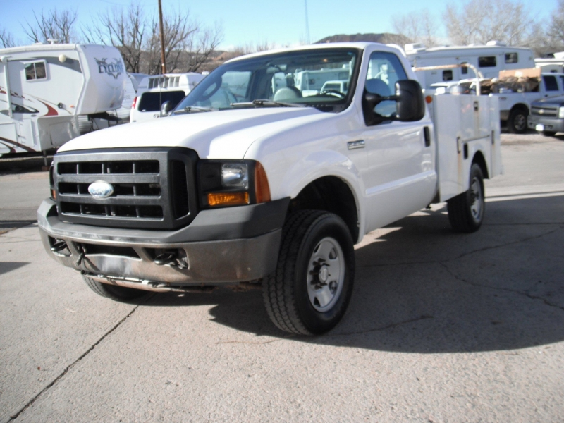 FORD F-250 2006 price $8,500