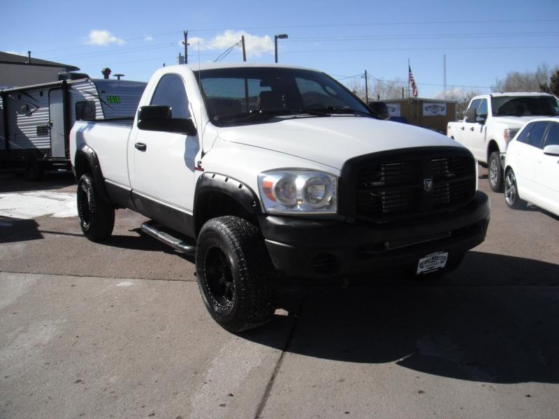 Dodge Ram Pickup 2500 2008 price $15,400