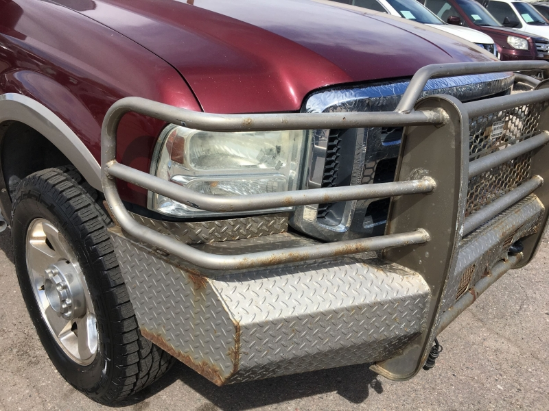 Ford F-250 Super Duty 2007 price $12,990
