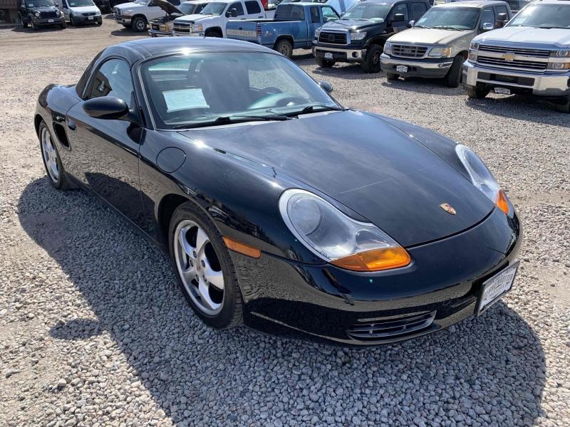 Porsche Boxster 2001 price $11,903