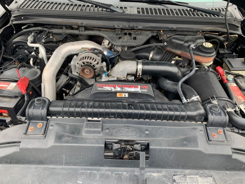 Ford F-250 Super Duty 2004 price $13,995