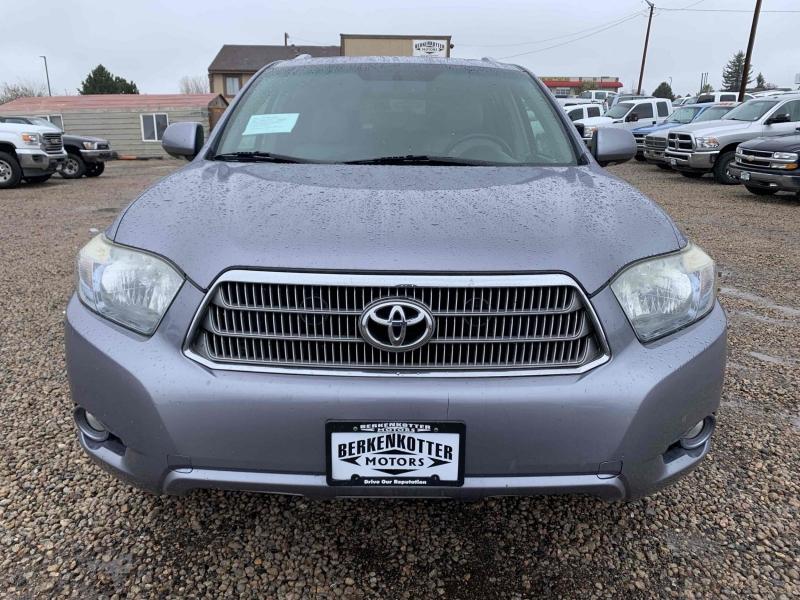 Toyota Highlander Hybrid 2009 price $10,650