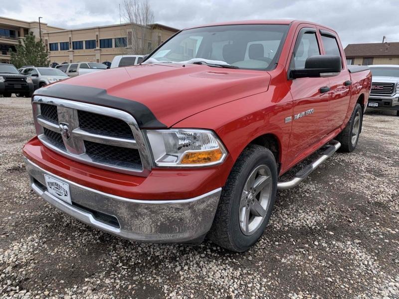 Ram Ram Pickup 1500 2012 price $15,900