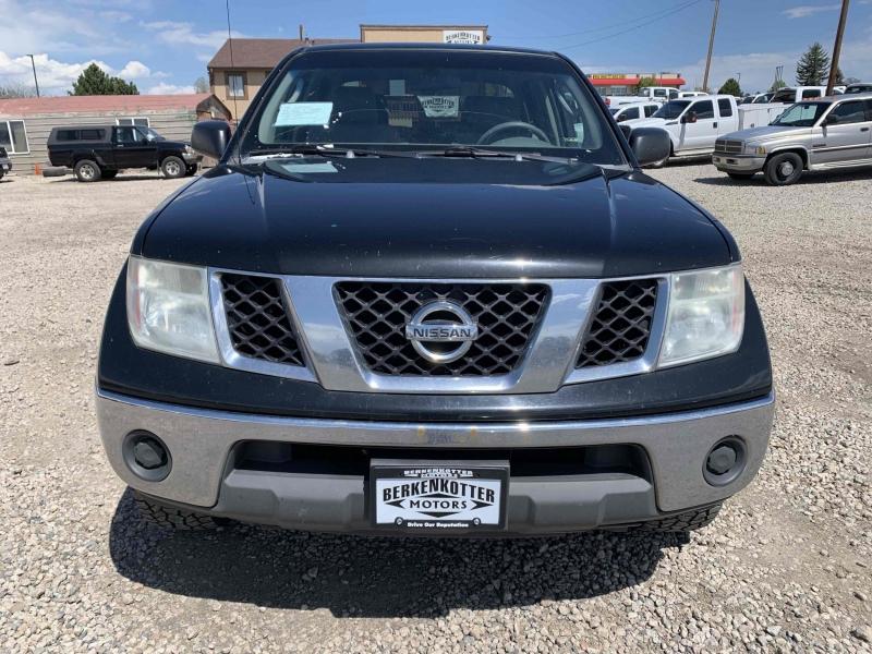 Nissan Frontier 2006 price $10,900