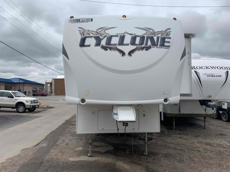 HRLD CYCLONE 2009 price $23,995