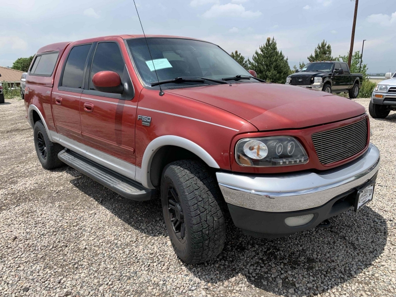 Ford F-150 2002 price $4,900