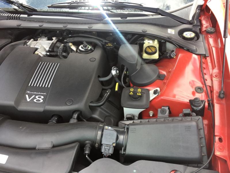 Ford Thunderbird 2002 price $16,900