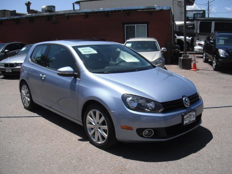 Volkswagen Golf 2011 price $9,900