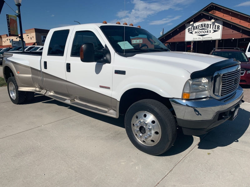 FORD F-450 SUPER DUTY 2004 price $18,995