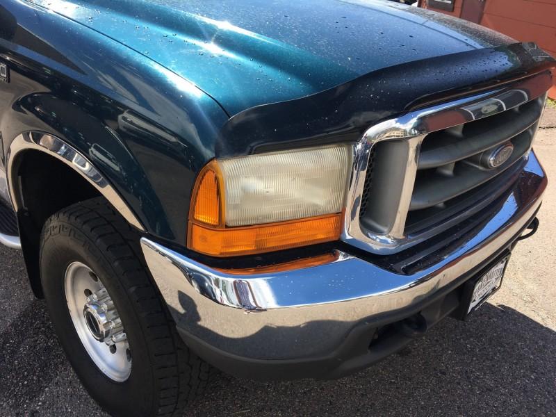 Ford F-250 Super Duty 1999 price $12,995