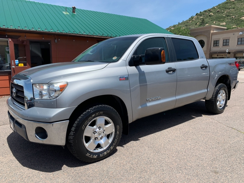 Toyota Tundra 2007 price $16,400