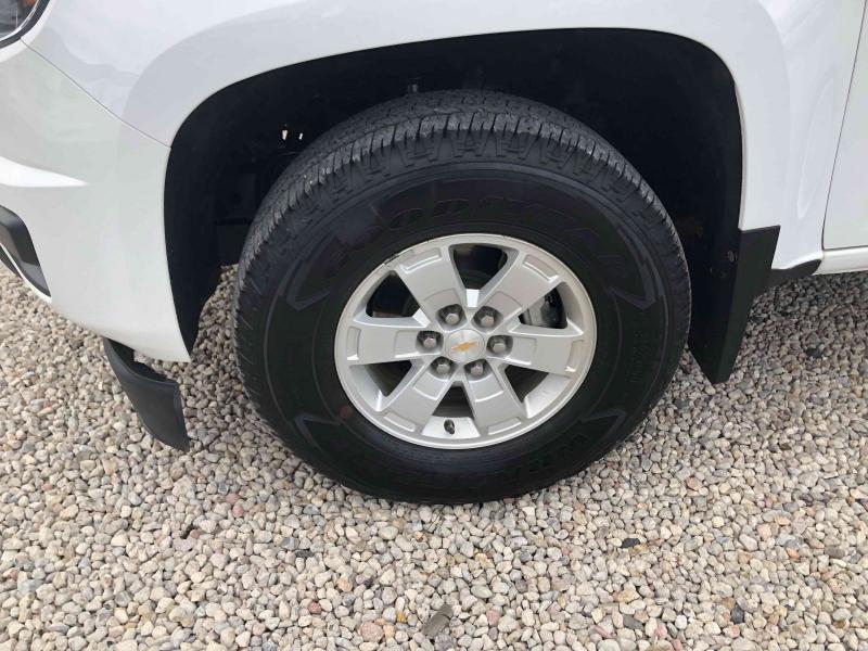 Chevrolet Colorado 2016 price $19,400