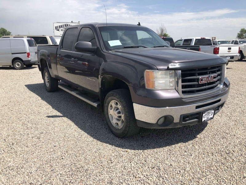 GMC Sierra 2500HD 2010 price $16,900