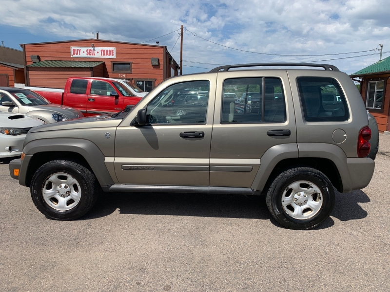 Jeep Liberty 2006 price $6,900