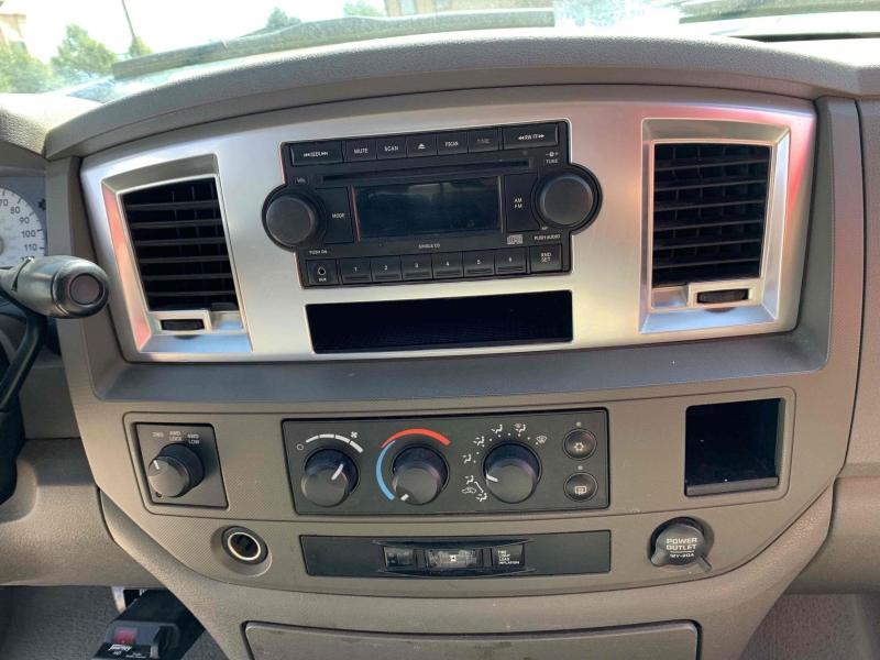 Dodge Ram Pickup 2500 2009 price $9,900
