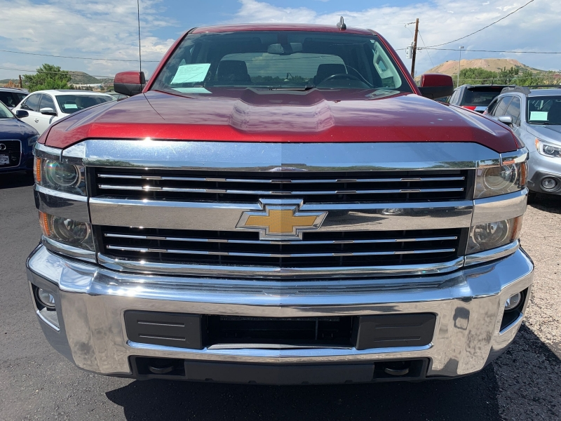 Chevrolet Silverado 2500HD 2016 price $29,995