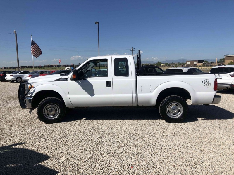 Ford F-250 Super Duty 2014 price $16,400