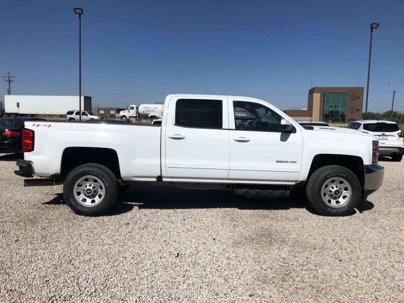 Chevrolet Silverado 2500HD 2017 price $37,500