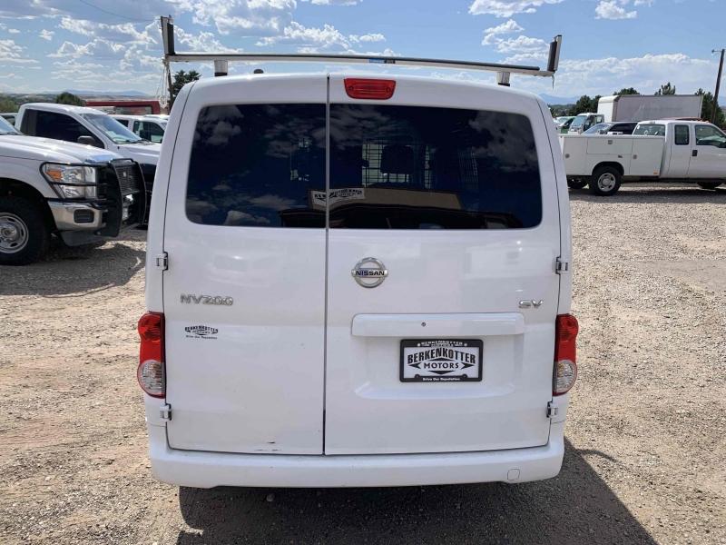 Nissan NV200 2017 price $13,995