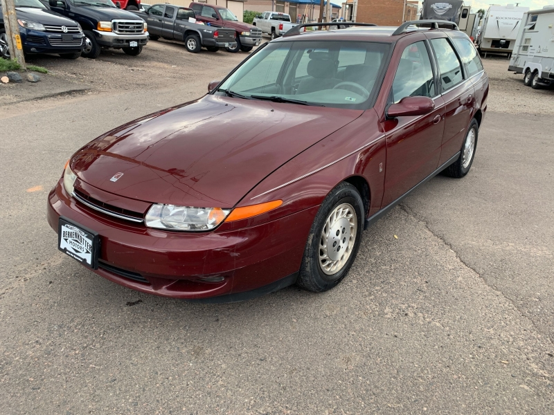 Saturn L-Series 2001 price $2,995