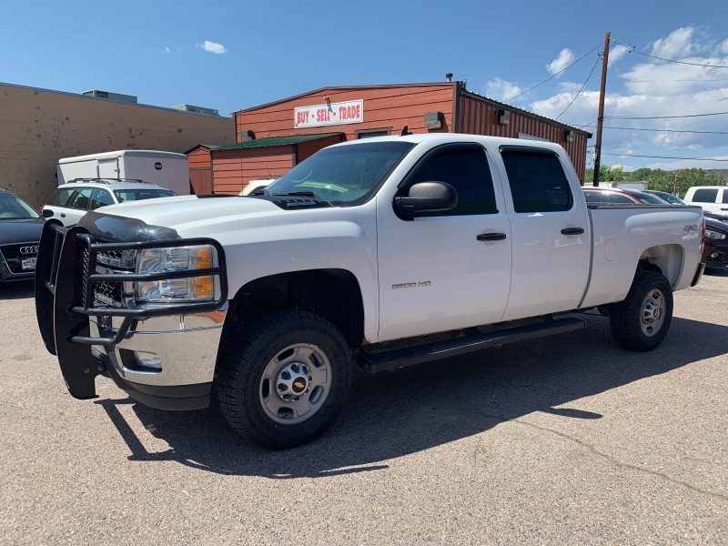 Chevrolet Silverado 2500HD 2012 price $21,995
