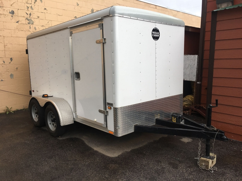 WC CARGO TRAILER 2000 price $4,495
