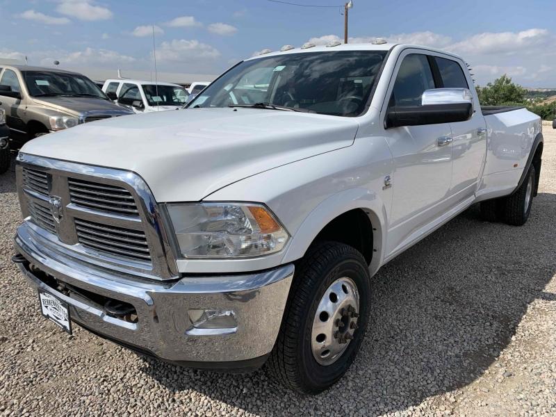 Ram Ram Pickup 3500 2012 price $31,900