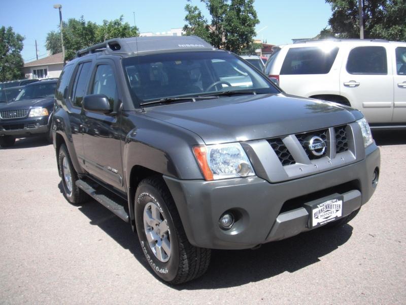 Nissan Xterra 2006 price $9,995