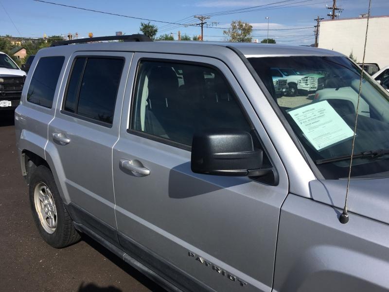 Jeep Patriot 2012 price $9,900
